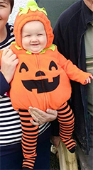 Chelmsford Weekly News: Little Pumpkin Pic 4 Joanie Taylor