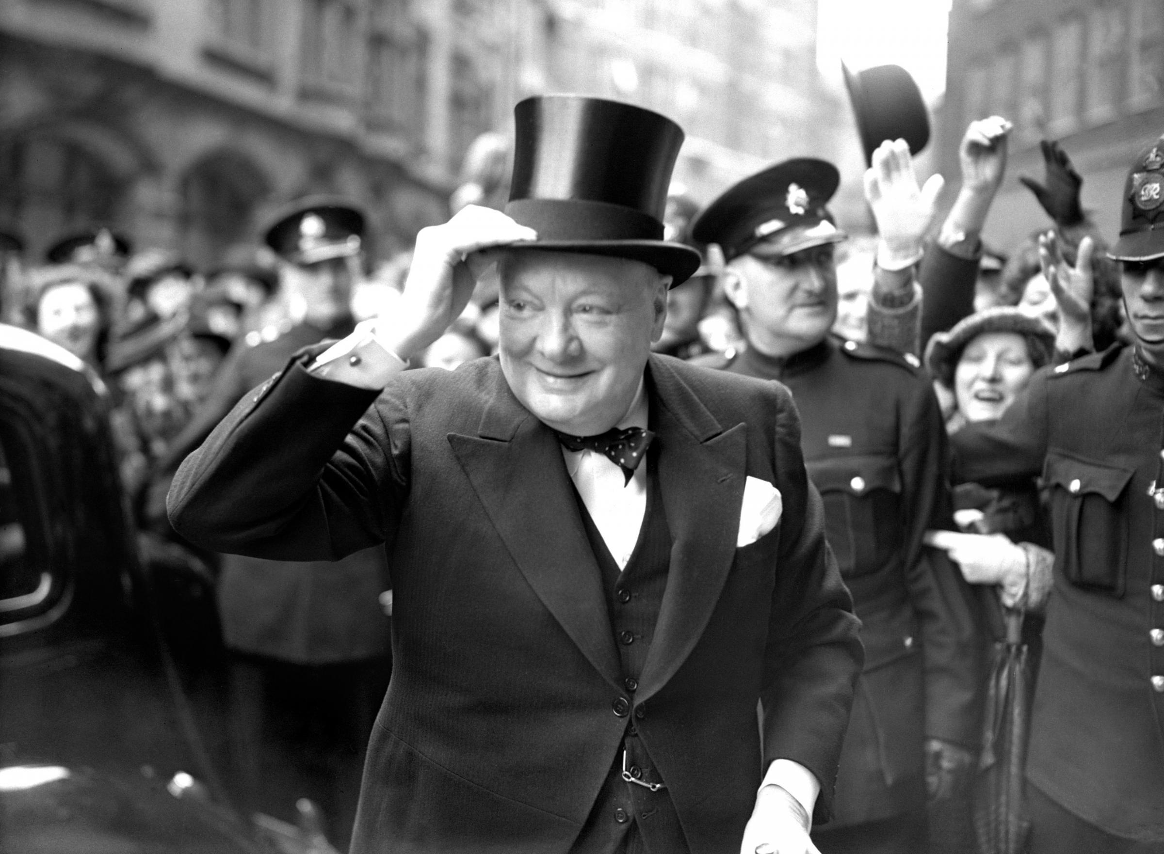 PA File Photo of Winston Churchill in 1946, he famously had a two hour nap every day. See PA Feature TOPICAL Wellbeing Napping. Picture credit should read: PA Photos. WARNING: This picture must only be used to accompany PA Feature TOPICAL