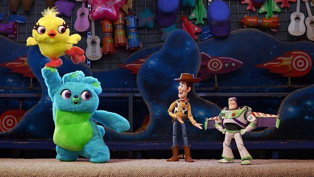 Toy Story 4 and Comic Relief