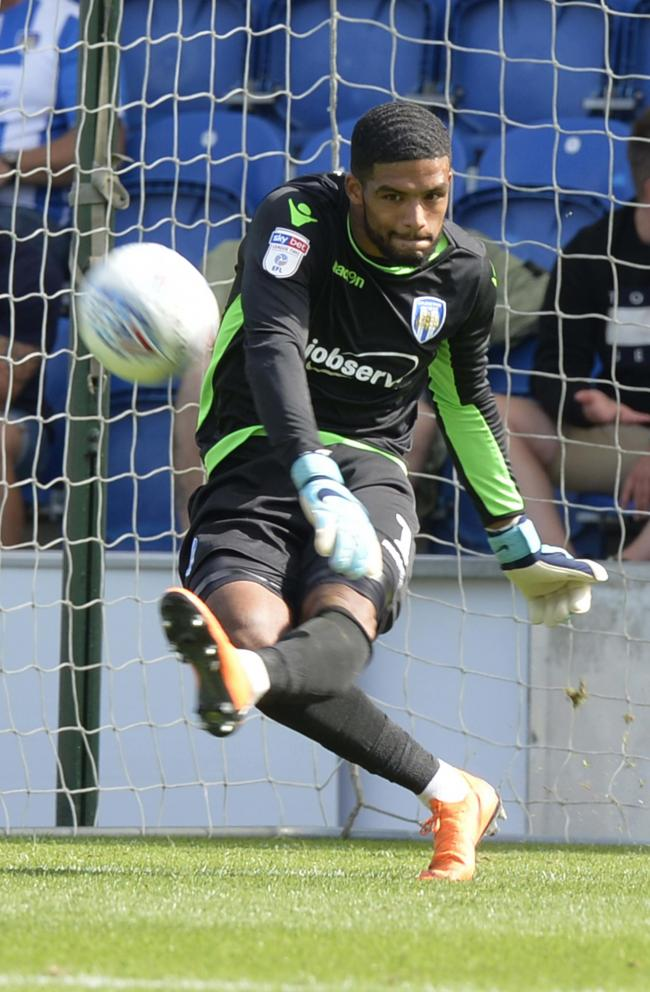 Familiar face - Dillon Barnes left Colchester United in the summer Picture: STEVE BRADING