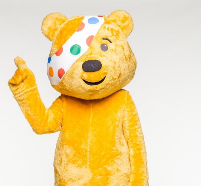 Pudsy of Children in Need