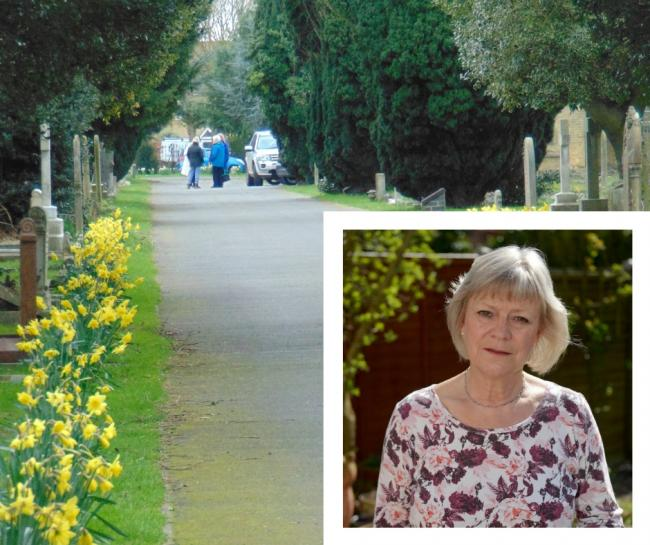 GOOD DEED: The Friends of Heybridge Cemetery will be hosting a cemetery clear up on Saturday May 11 to pay respect to their passed loved ones